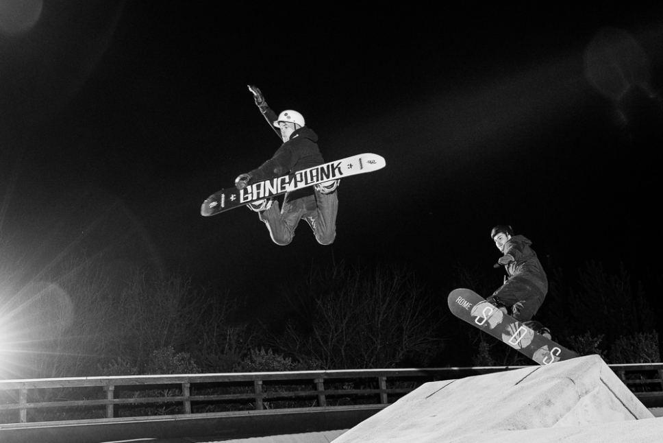 SNOWBOARD PHOTOGRAPHY NORFOLK