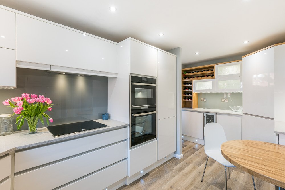 designer kitchen photography east anglia